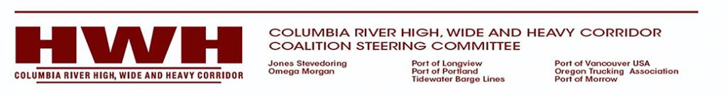 HWH Corridor Steering Committee